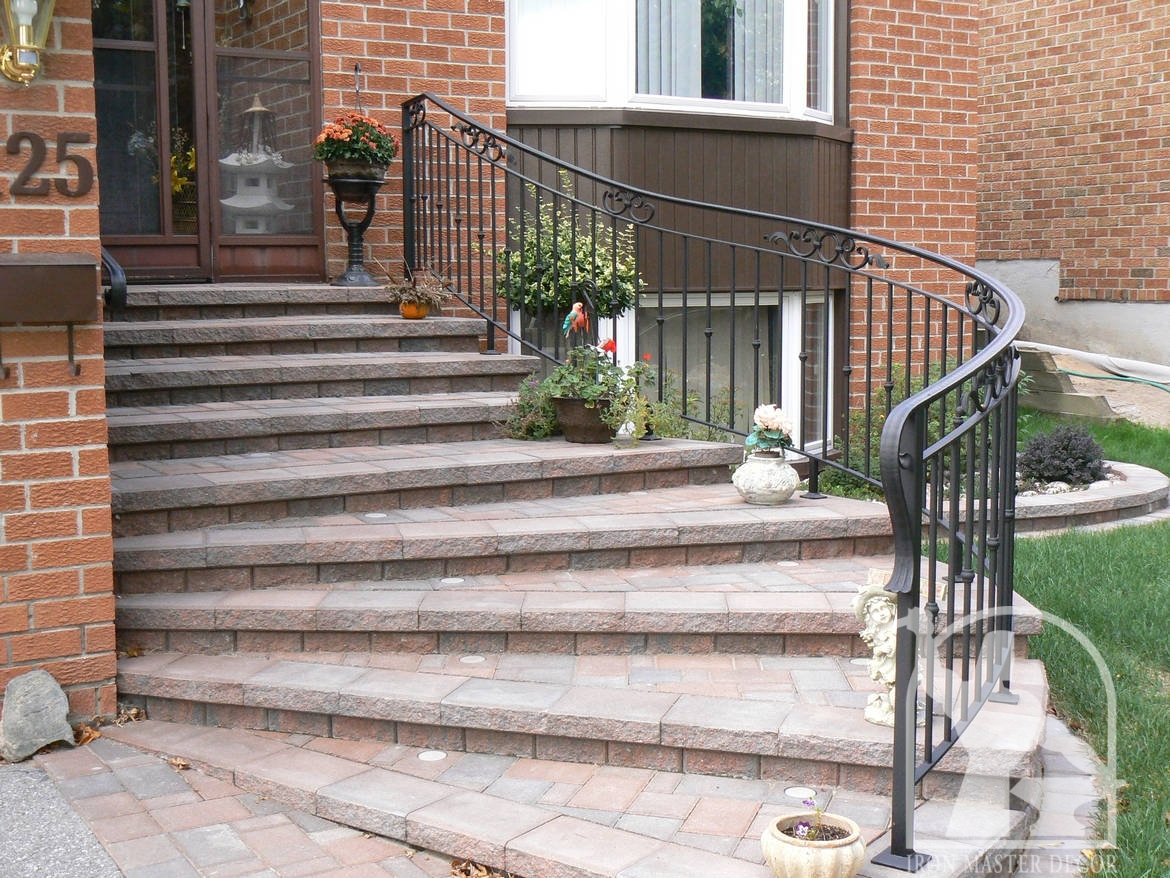 Exterior Railings In Toronto Muskoka And The Gta