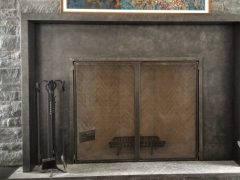 custom-fireplace