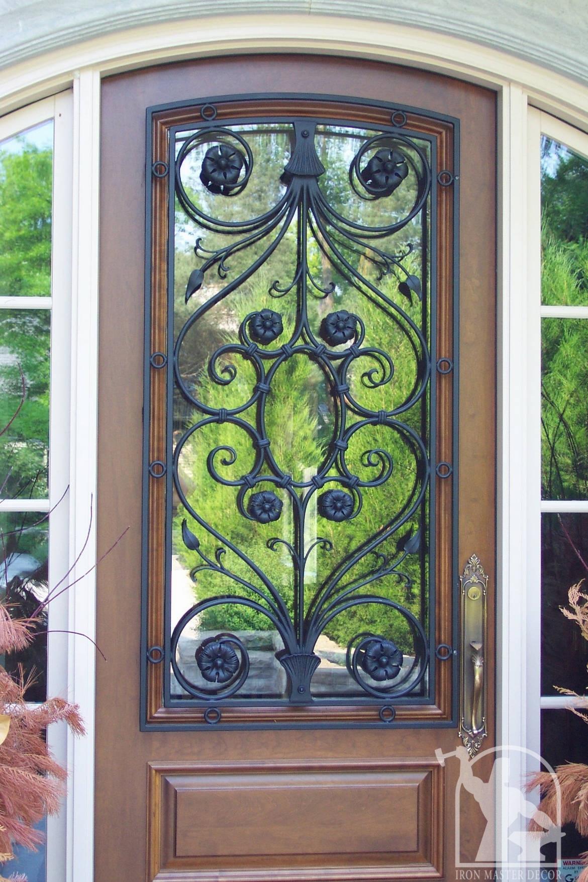 1755 #668942 Interior Railings Exterior Railings Front Doors Fences Gates  picture/photo Rod Iron Front Doors 43091170