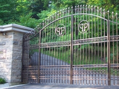 wrought-iron-driveway-gate-26
