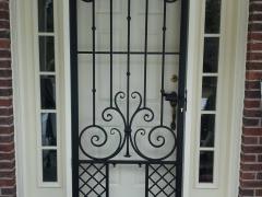 wrought-iron-screen-dog-door