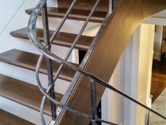 wrought-iron-interior-railing