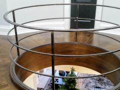 wrought iron interior railing (3)