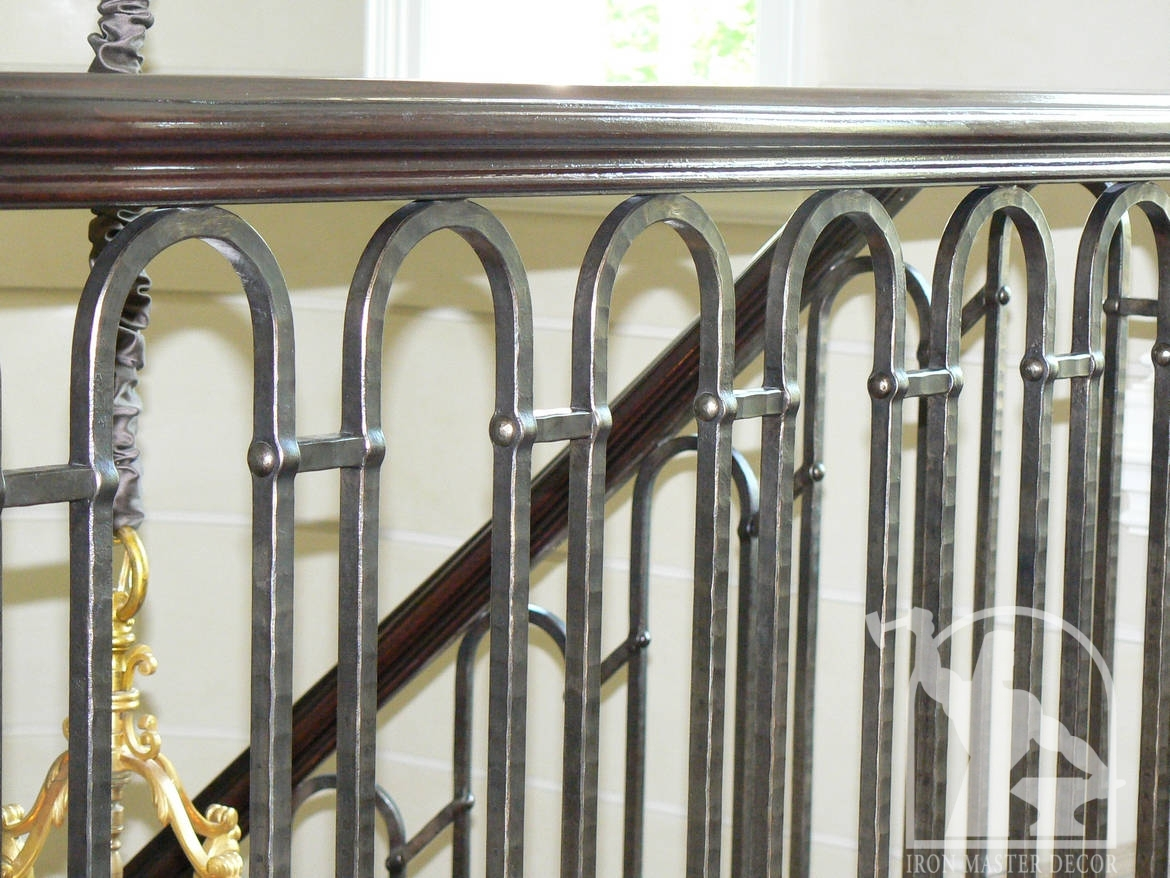 100 gallery interior wrought iron railings style for Design d interieur gatineau