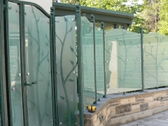 wrought-iron-tree-privacy-glass-fence-1