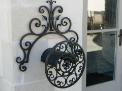 wrought-iron-water-hose-holder