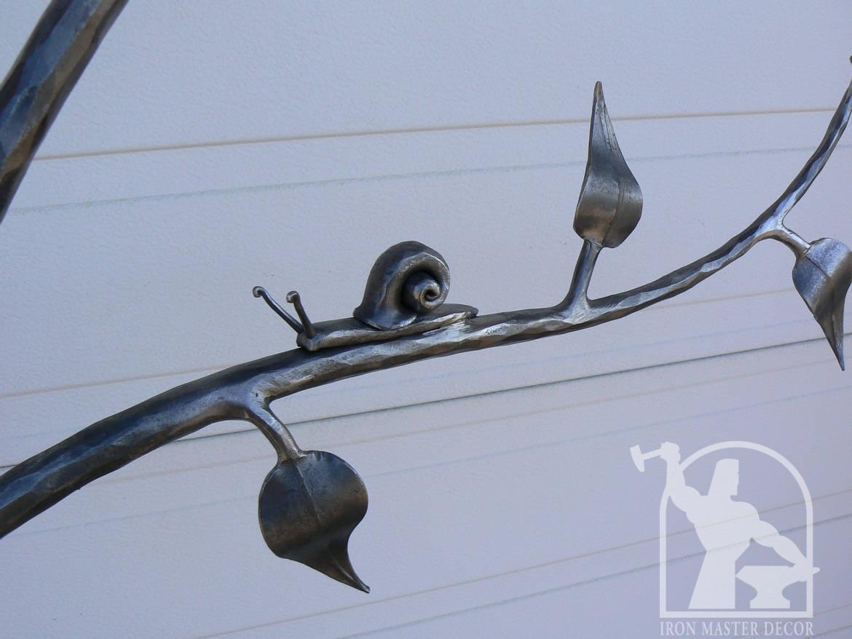 Wrought Iron Custom Work By Iron Master Aurora Toronto