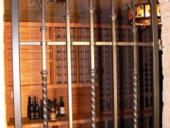 wrought-iron-wine-cellar-door-grill-10