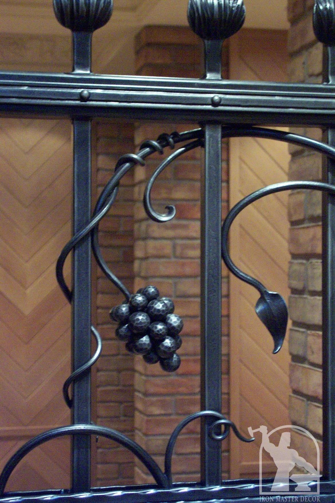 Wrought Iron Wine Cellars Photo Gallery   Iron Master